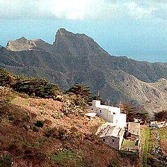 "фото ""Merzedes Moutains, Tenerife"""