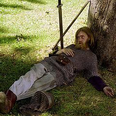 "photo ""Good viking - dead viking"""