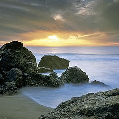 "фото ""Point Dume Sunset - Malibu"""