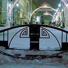 "photo ""Kamergersky allay-street."""
