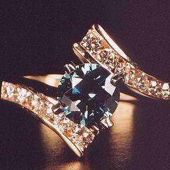 "photo ""Blue Diamond"""