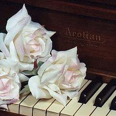 "фото ""Keys and Roses 01"""