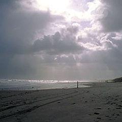 "фото ""Autumn Beach"""