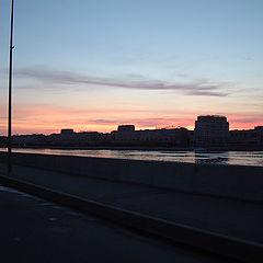 "фото ""Sky&River&Road"""