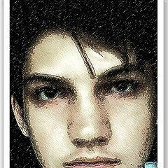 "photo ""It`s simply my self-portrait"""