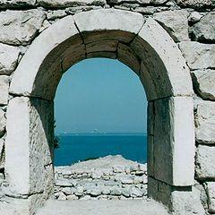 """фото """"Взгляд из античности"""""""