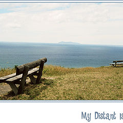 "photo ""My Distant Island"""