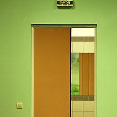 "фото ""Exit"""