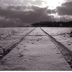 """фото """"Bohemian Landscape 10 - Wintertime"""""""