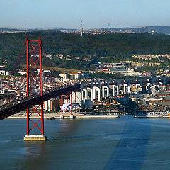 "фото ""Bridge Over Calmed Water !!!"""