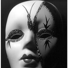 "photo ""Let`s remove a mask"""