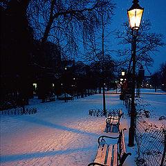 """фото """"Bohemian Landscape 11 - Wintertime"""""""