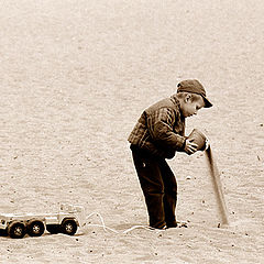 """фото """"время - песок"""""""