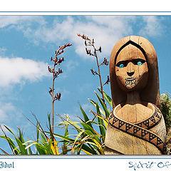 "photo ""Pagan Idol Spirit Of Place"""