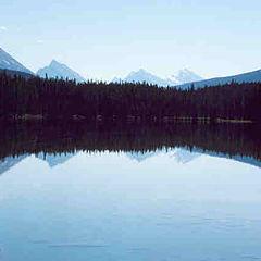 """фото """"Горное озеро"""""""