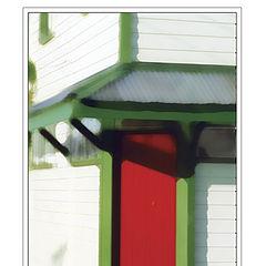 """photo """"The Red Door Of Hope"""""""