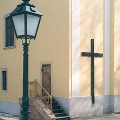 "фото ""Church on the hill II."""