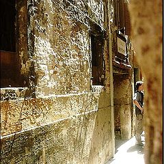 """фото """"Scetches of the tea colored alley"""""""