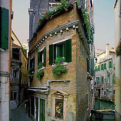 "фото ""Венецианские закоулки"""