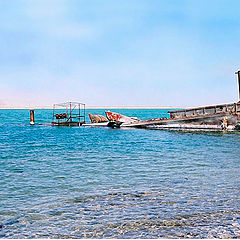 """фото """"Мертвое Море и Мертвые Корабли"""""""