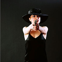 "photo ""James Bond,s woman"""