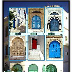 """фото """"Doors of Tunesia"""""""