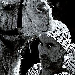 "фото ""The man of Desert"""