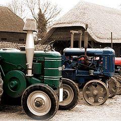 "фото ""Tractors"""