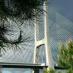 "фото ""Vasco da Gama Bridge II"""