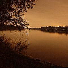 "фото ""Night Fishing"""