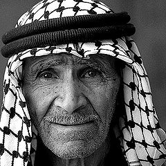 "photo ""Portrait of the Arab"""