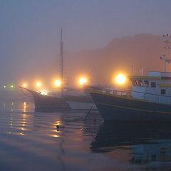 """фото """"Misty Ships"""""""