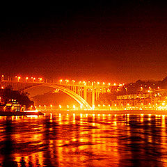 """фото """""""" The golden light of the night"""""""""""