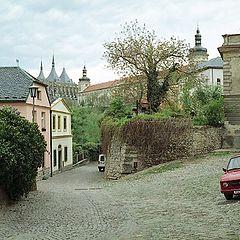 "фото ""Картинка из Чехии"""