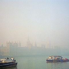 "фото ""London Fog in December"""