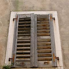 """фото """"Старенькое окно"""""""