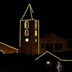 "photo ""December. Night. Andorra"""