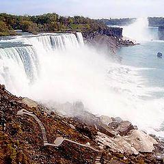 "photo ""Niagara Falls"""