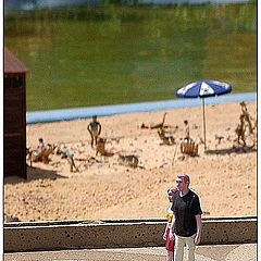 "photo ""A little life. The Quay"""