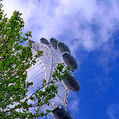 "фото ""London eye 097s"""