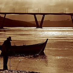 "фото ""Another Day Under the Bridge"""