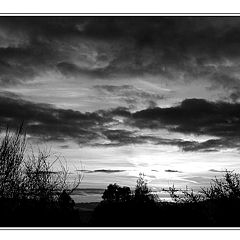 "фото ""Prelude While the Hot Sun Rises..."""