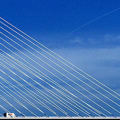 "фото ""Crossed Diagonals"""