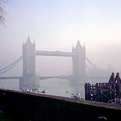 """фото """"London fog 1994 - 059 frs"""""""