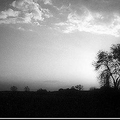 """фото """"There is Sunset in B&W too !"""""""