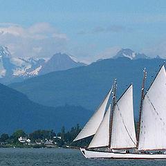 "фото ""Sea to Sky Sail"""