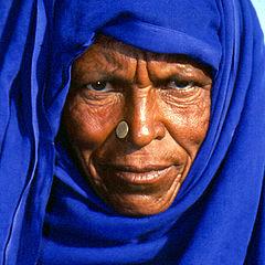 "фото ""Ababda Woman"""