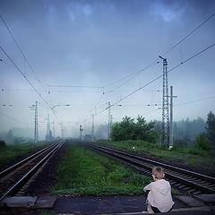 "photo ""On a substation."""