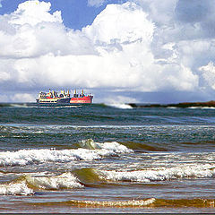 "фото ""In the coast Line"""