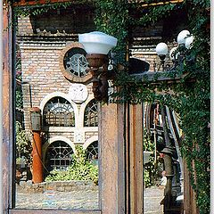 "фото ""Reflex on the Window"""